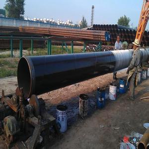 3pe防腐钢管施工工程