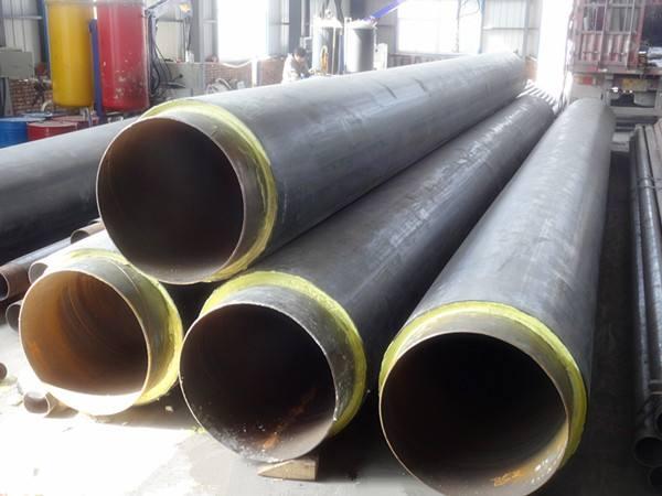 聚氨脂保温钢管